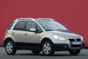 2007 Fiat Sedici