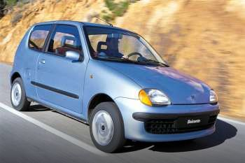 1998 Fiat Seicento