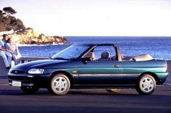 1995 Ford Escort Cabriolet