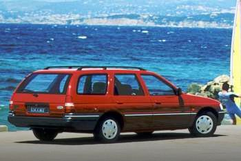 1991 Ford Escort Clipper