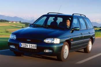 Used 1993 Ford Escort Features & Specs