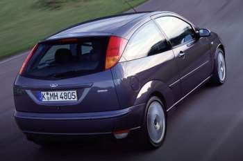 ford focus 1 8 tdci 100hp trend manual 3 door specs cars data com rh cars data com