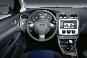 Ford Focus 18 TDCi Trend Manual 2005  2008 115 Hp 5 doors