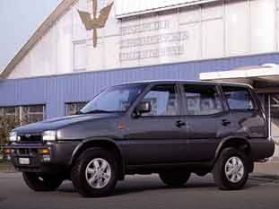 Ford Maverick LWB