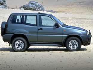 Ford Maverick SWB