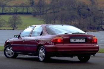 1993 ford mondeo 5 door specs cars data com rh cars data com 1998 Ford Mondeo Dortlu Kolu ford mondeo 1994 service manual