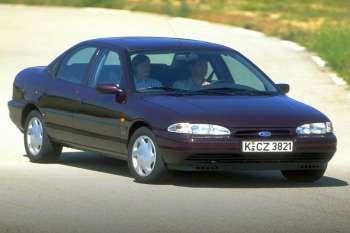 1993 ford mondeo 4 door specs cars data com rh cars data com