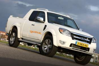2011 Ford Ranger Double Cab