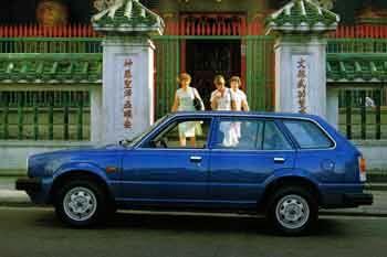 Honda Civic Combi