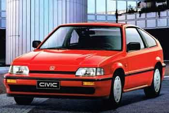 Honda Civic CRX Coupe