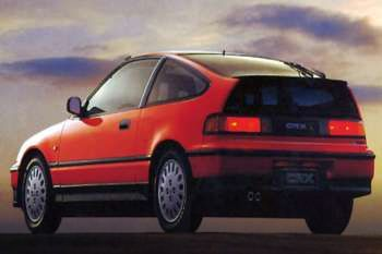 Honda Civic CRX Coupe