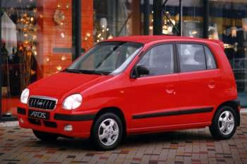 1999 Hyundai Atos Spirit