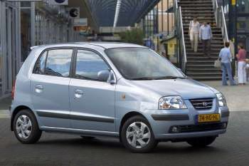 2003 Hyundai Atos