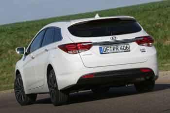 Hyundai i40 Wagon