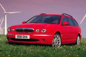 2004 Jaguar X-Type Estate