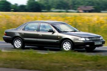 Kia Clarus 1996 pictures, Kia Clarus 1996 images, (4 of 4