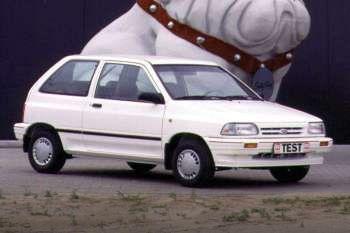 1995 Kia Pride