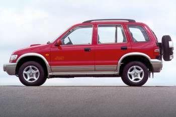 1999 kia sportage 5 door specs cars data com rh cars data com Motors Auto Repair Manual Light Motor Truck Repair Manual