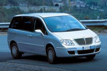 2002 Lancia Phedra