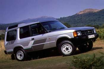 1990 Land Rover Discovery