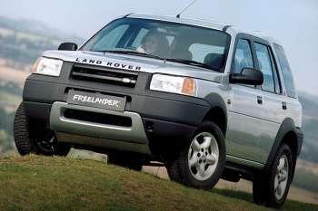 1998 Land Rover Freelander Station Wagon