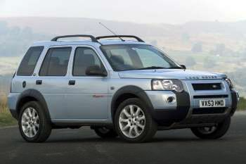 Land Rover Freelander Station Wagon