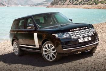 Land Rover Range Rover 3.0 SDV6 Hybrid Autobiography LWB