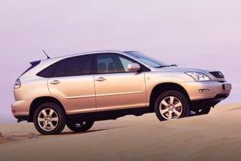 Lexus RX 400h Executive, , 2005 - 2009, 272 Hp, 5 doors Technical ...