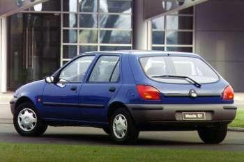 mazda 121 1.3i lx, manual, 1998 - 1999, 60 hp, 5 doors technical