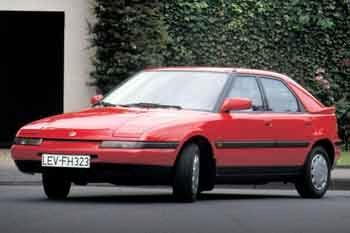 1989 Mazda 323 F