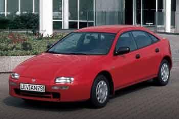 Mazda 323 f 18i glx manual 1994 1997 116 hp 5 doors technical mazda 323 f altavistaventures Images