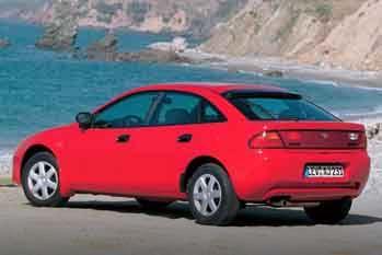 Mazda 323 f 1997 mazda 323 f altavistaventures Images
