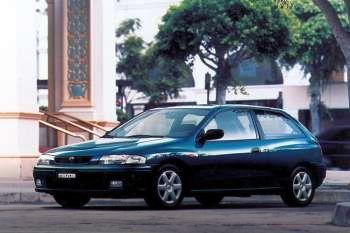 mazda323 1997 дизель