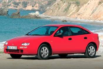 1997 Mazda 323 Sedan