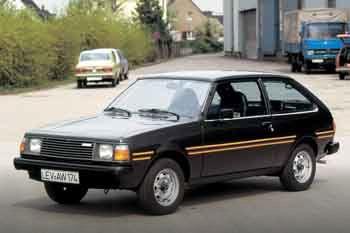 mazda 323 1979 - 1980 models - 3-door hatchback