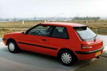 mazda 323 1991 - 1995 models - 3-door hatchback