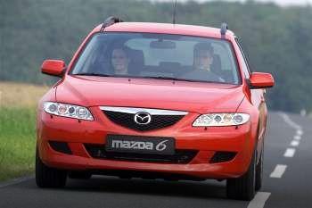 Mazda 6 SportBreak 2.3 S-VT Active AWD, Sequential Automatic, 2002 ...