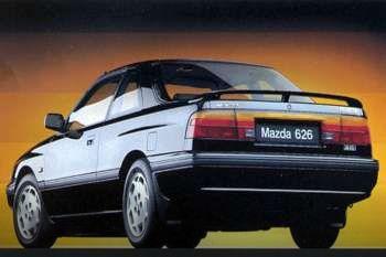 Mazda 626 Coupe 2 0i Glx Manual 2 Door Specs Cars Data Com