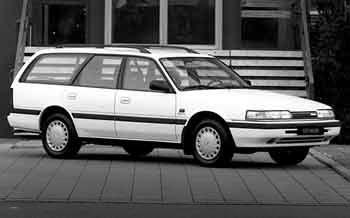 1988 Mazda 626 Wagon