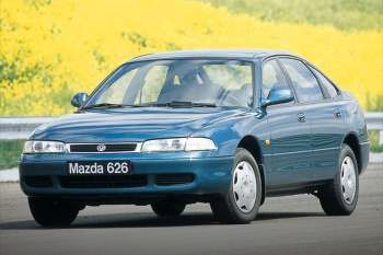 1995 Mazda 626 5-door specs | cars-data.com