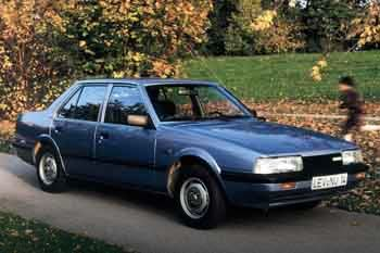 Mazda 626 models | cars-data.com