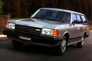 Mazda 929 Estate