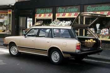 Mazda 929 Legato Combi