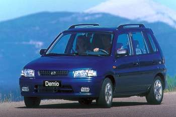 1998 Mazda Demio