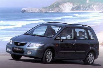 1999 Mazda Premacy