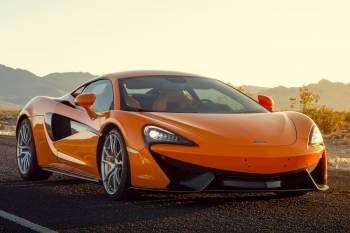 McLaren Mclaren 600LT