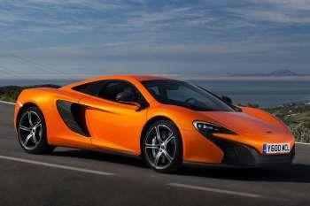 McLaren Mclaren 650S