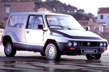 1994 Mega Tjaffer