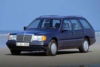 Mercedes 200-serie Combi