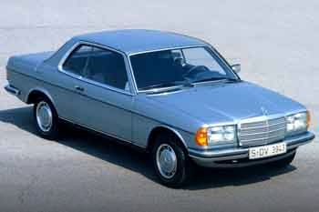 Mercedes-Benz 200-serie Coupe